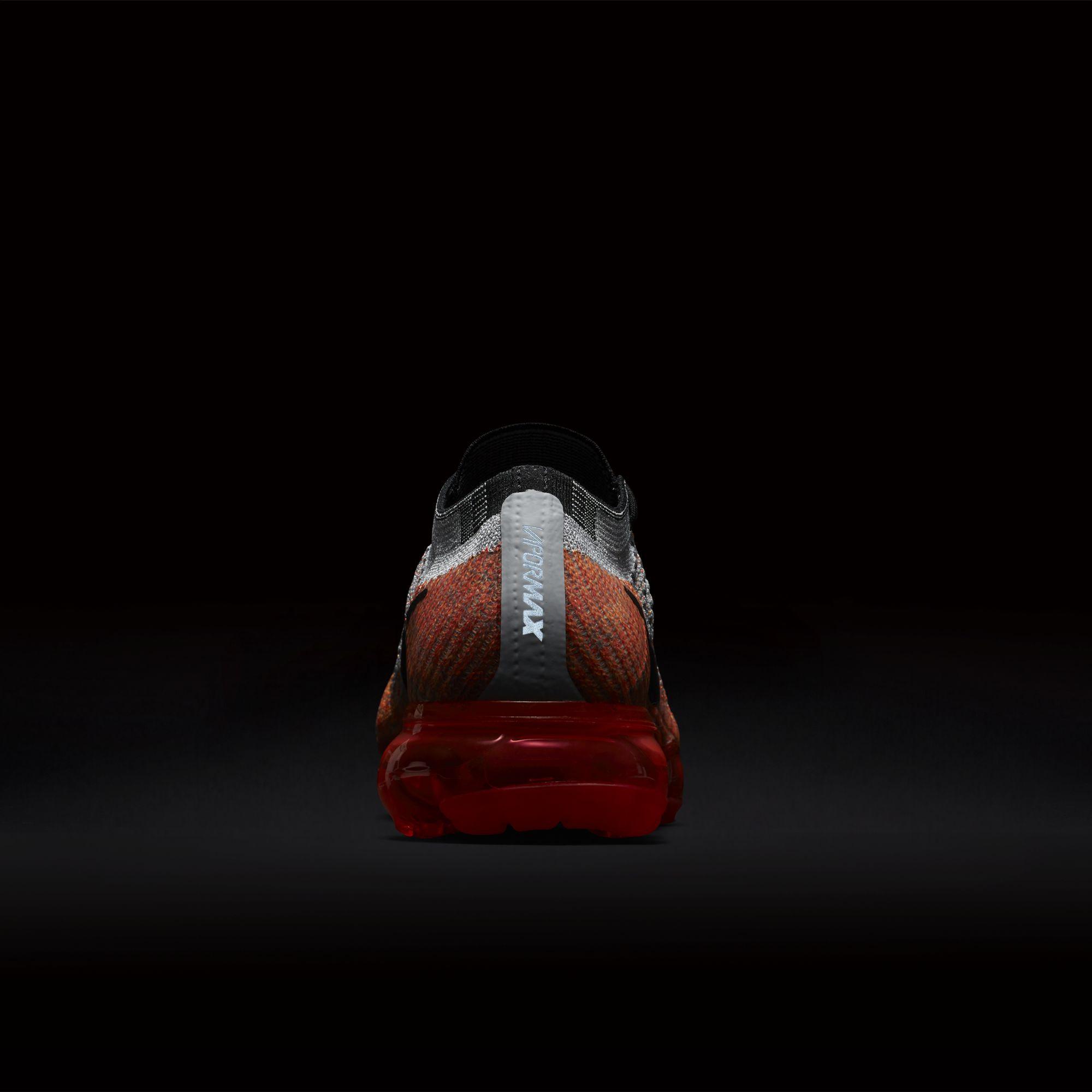 Nike,Air VaporMax  醒目橘色!全新配色 Air VaporMax 官图曝光