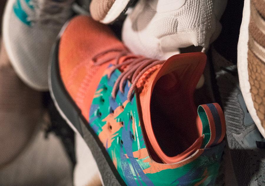 adidas,Harden Vol.2,Harden  多角度清晰实物曝光!哈登 2 代实战表现让人期待!