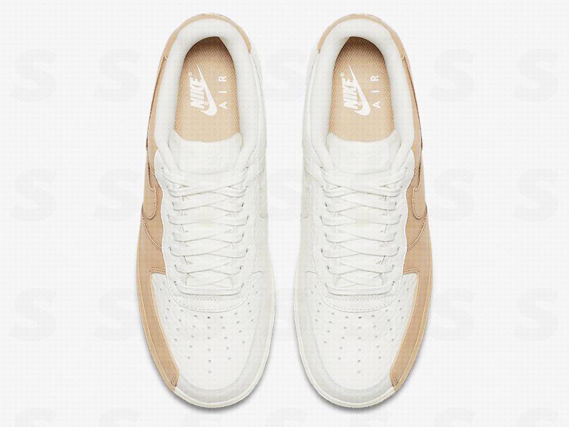 Nike,Air Force 1,AF1  AJ12 的既视感!两款撞色 Air Force 1 Low 新品曝光!