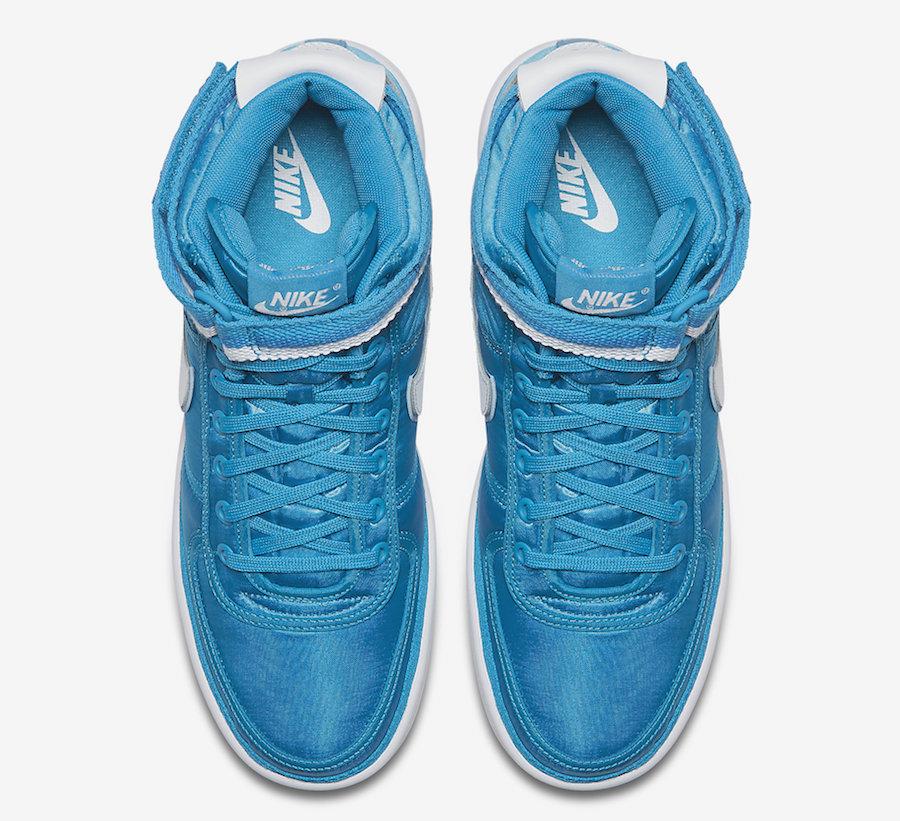 Nike,Vandal High Supreme,31833  复古校园风!白蓝 Nike Vandal High Supreme 官图释出