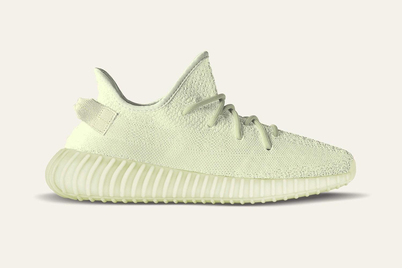 adidas,Yeezy,F36980,F99710  猝不及防!又一纯色 Yeezy 350 V2 曝出明年 8 月发售!