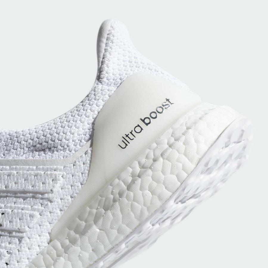 adidas,Ultra Boost Clima  纯白 UB 升级款!透气 Ultra Boost Clima 明年春季发售!