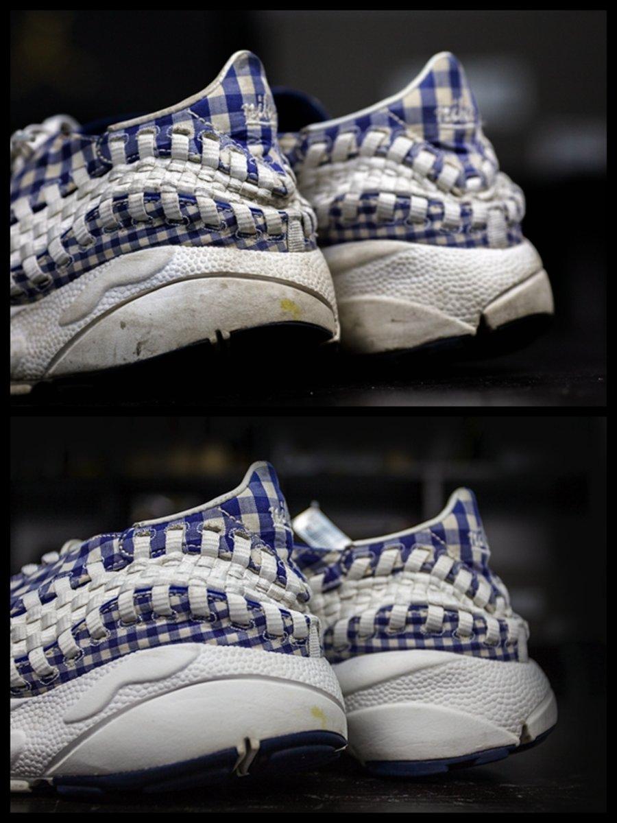 Nike,adidas,Boost,大象洗鞋馆,爆漆,洗鞋  心爱的球鞋脏了怎么办?我们免费送你专业清洗的机会!