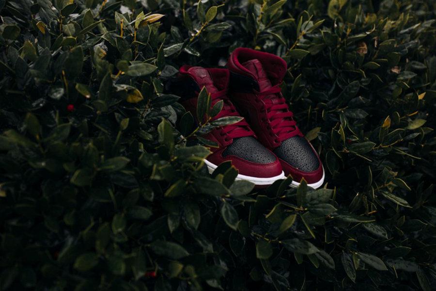 Air Jordan 1 Mid,AJ1  质感非凡!两款 Air Jordan 1 Mid 新品现已登陆海外上架