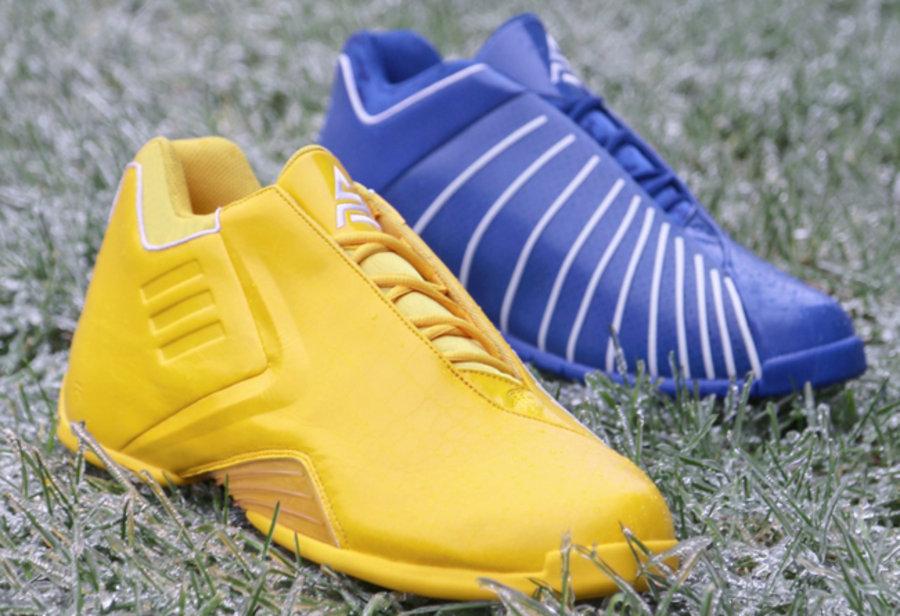 adidas,T-Mac 3  鸳鸯 T-Mac 3 再现!杨少侠圣诞战靴引人注目