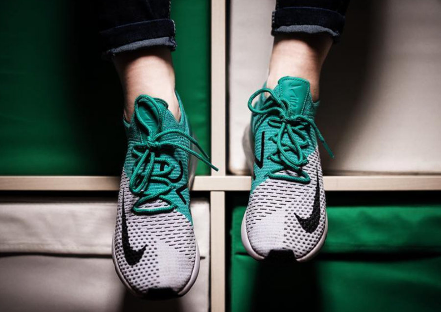 Nike,Air Max 270  后跟大气垫是亮点!新配色 Air Max 270 上脚效果不俗