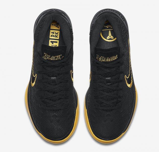 Nike,Kobe AD Mid  致敬科比!黑曼巴 Kobe AD 将于明早九点发售!