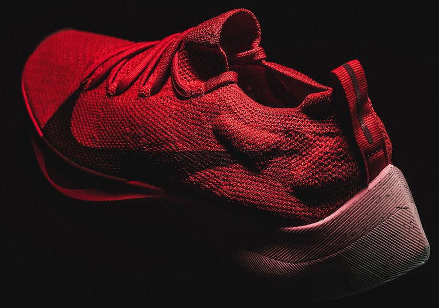 Nike,Vapor Street Flyknit,AQ17  炫酷跑鞋又出新色!红黑 Vapor Street FK 本周发售