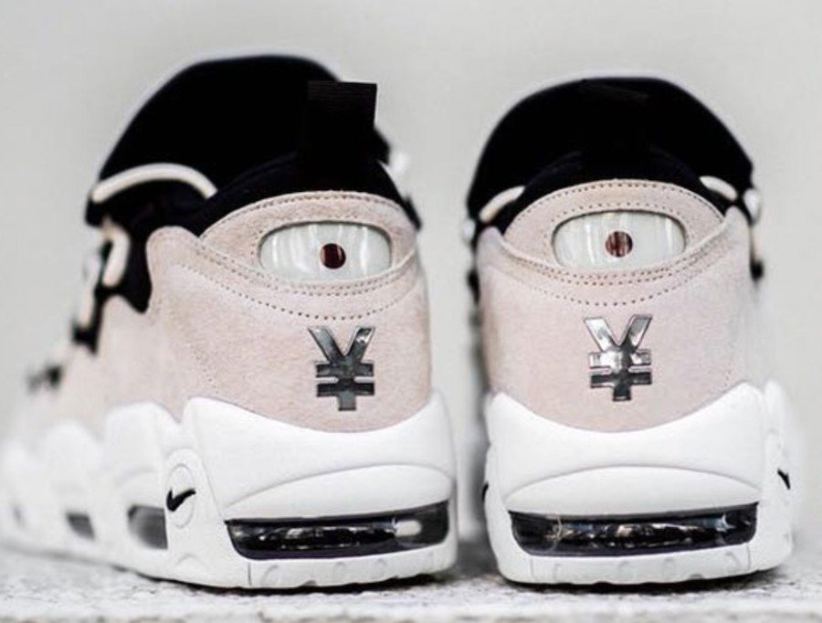Nike,Air More Money,Japanese Y  货币家族再添一员!日元版本 Air More Money 曝光!