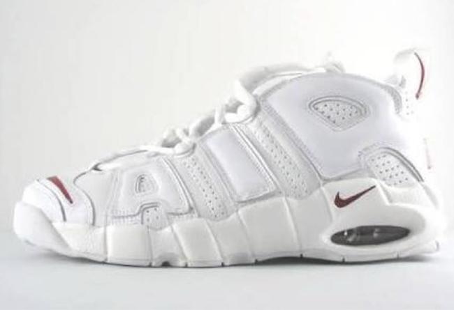 Nike,Air Much Uptempo  大 Air 迎来新变款!Air Much Uptempo 实物首次亮相!