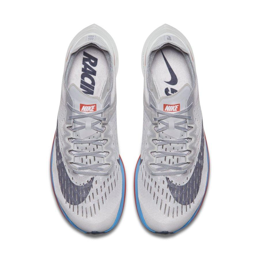 Nike,Zoom VaporFly 4%  浅灰营造清爽配色!全新 VaporFly 4% 官图曝光!