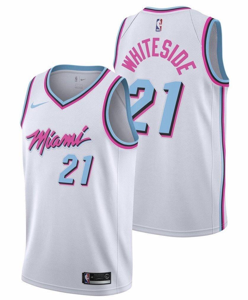 Nike,NBA球衣  颠覆传统形象!NBA 城市版球衣正式公布
