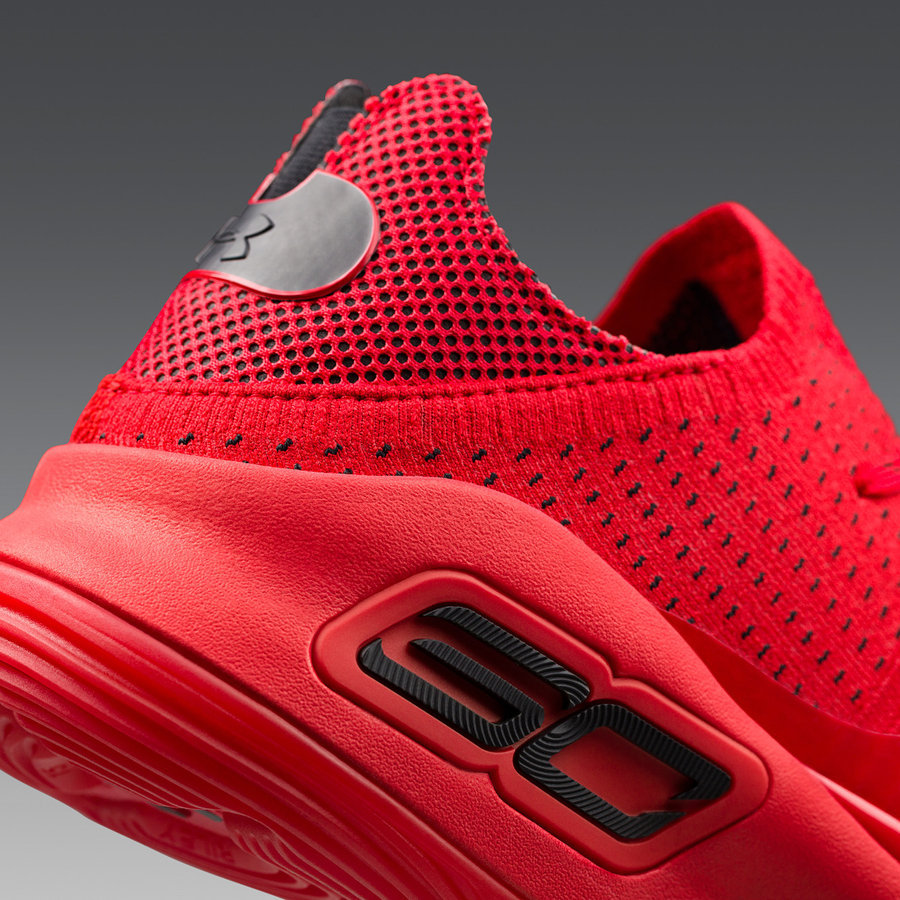 """Under Armour,UA,Curry 4 Low  慈善配色!低帮 Curry 4 Low """"Nothing But Nets"""" 月底上架!"""