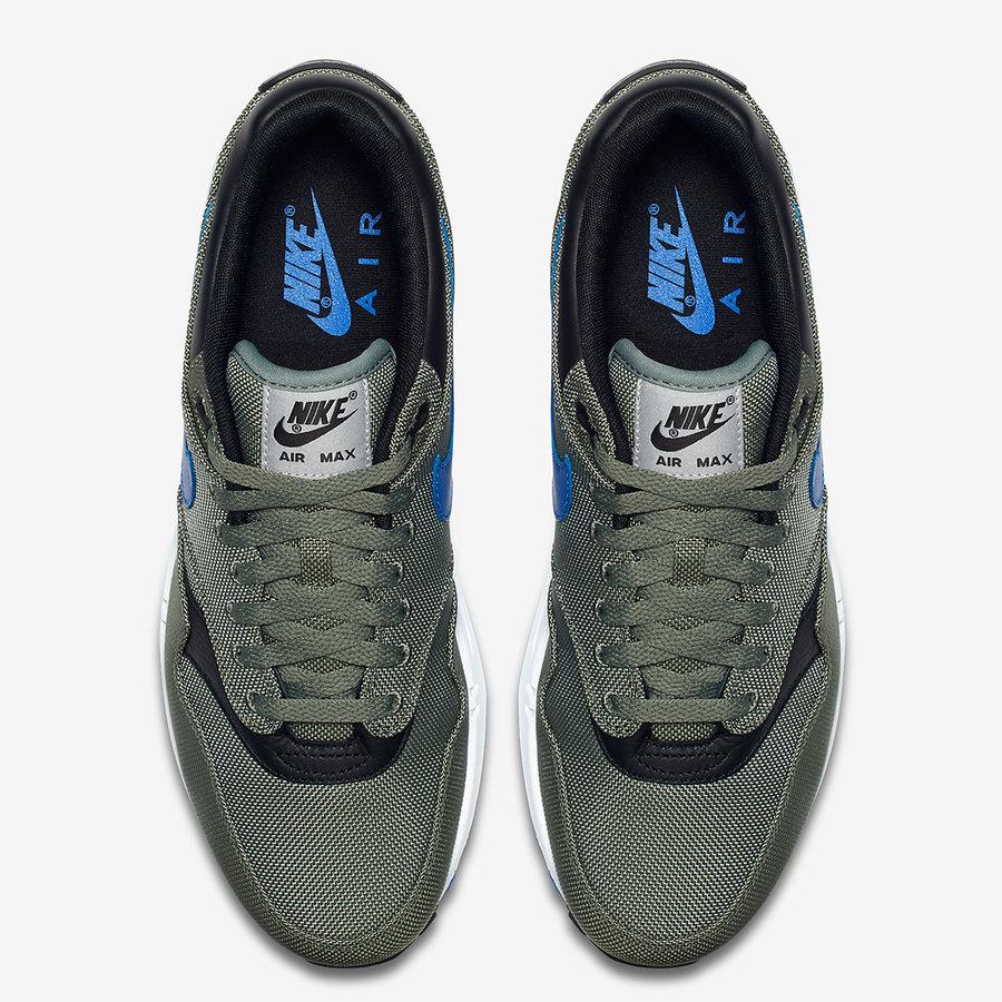 Nike,Air Max 1,875844-300,8758  除了少见的帆布质感,这两双 Air Max 1 新品还暗藏独道玄机!