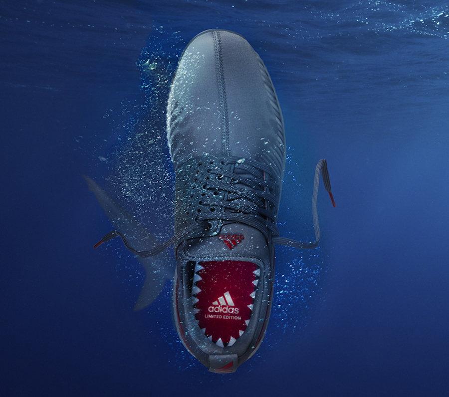 adidas,adicross Bounce,Tiger S  以凶猛虎鲨为灵感!adicross Bounce 下周正式上架