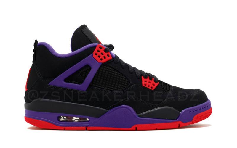 AQ3816-056,AJ4,Air Jordan 4 AQ3816-056 AJ4 猛龙配色!?四月这双 Air Jordan 4 NRG 恐怕你要重点关注!