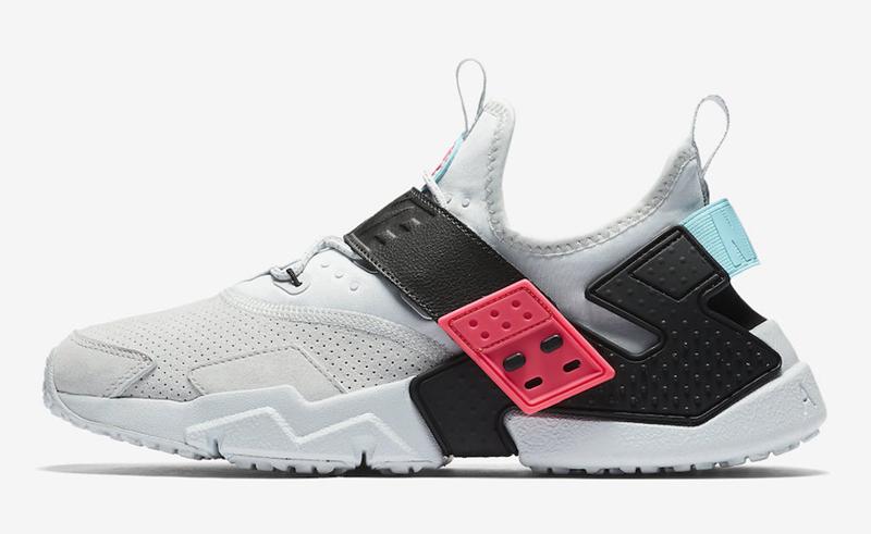 Nike,Air Huarache Drift,South  南海岸配色!升级绑带版本 Air Huarache 现已发售