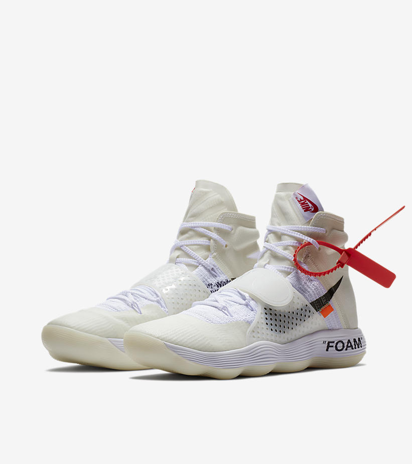 Nike,OFF-WHITE  国内官网终于发售!四双 OFF-WHITE x Nike 明日重磅降临