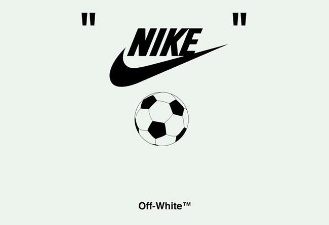 OFF-WHITE,Nike,世界杯,俄罗斯  除了神秘的 Part 2,OFF-WHITE x Nike 全新联名系列曝光!