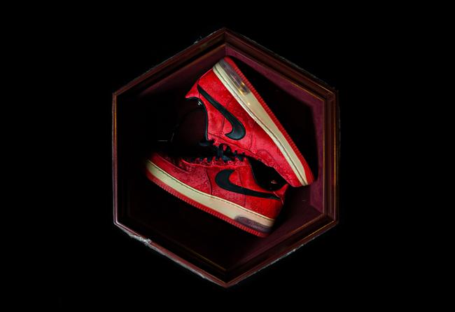 Nike,AJ,Air Jordan,adidas  过年该穿哪双 CNY 中国年配色球鞋?今年还真让人有些纠结!