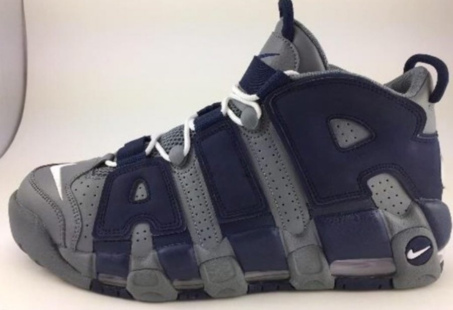 Nike,Air More Uptempo,921948-0  低调好打理!全新配色 Air More Uptempo 八月正式发售