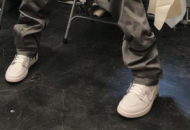 OFF-WHITE,Air Jordan 1,AQ0818-  2018 款 OFF-WHITE x Nike 比你想象来得早!两个新款下月发售