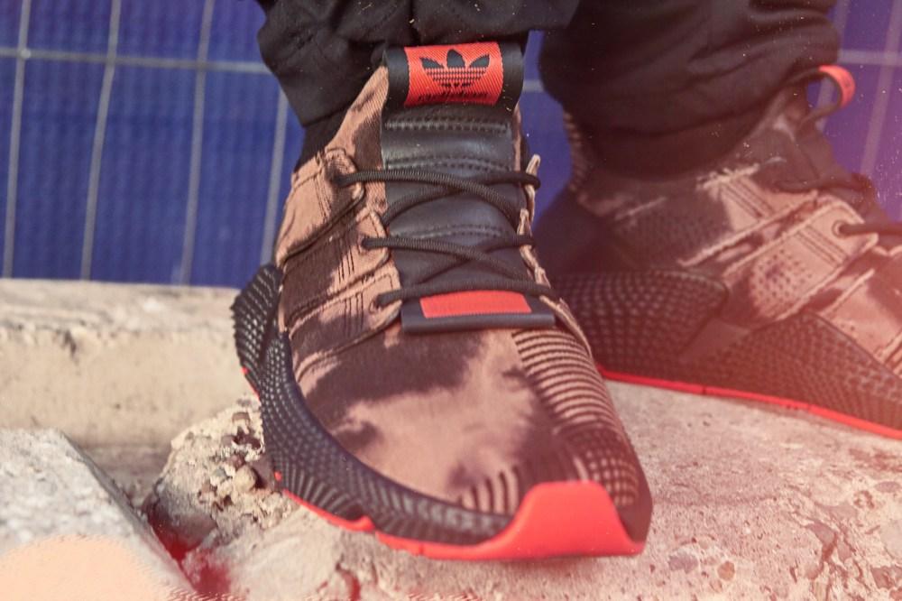 adidas,Prophere  斑驳黑白鞋面!全新配色 adidas Prophere 本周正式发售