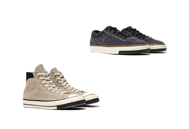 CLOT,Converse  CLOT x Converse 再次联名!两双经典鞋款正式发布