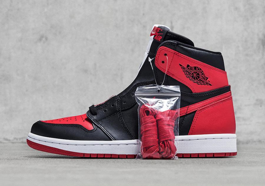 AJ1,Air Jordan 1,AR9880-023  禁穿与芝加哥合体!阴阳设计 Air Jordan 1 发售信息曝光