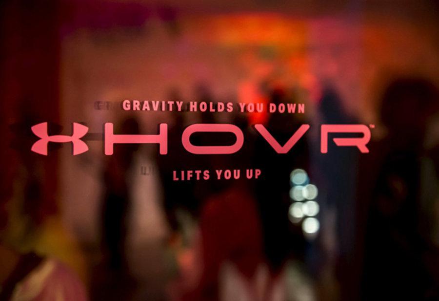 Under Armour,UA,HOVR  穿过都说好的 HOVR 到底是怎样的缓震黑科技?