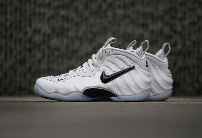 "Nike,Air Foamposite Pro,All-St  下周正式登场!能换勾的 ""全明星泡"" 实物细节近赏"