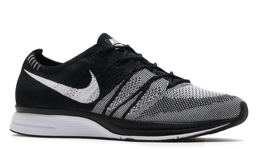 Nike,Flyknit Trainer,AH8396-00  侃爷多次上脚的奥利奥跑鞋,即将复刻回归