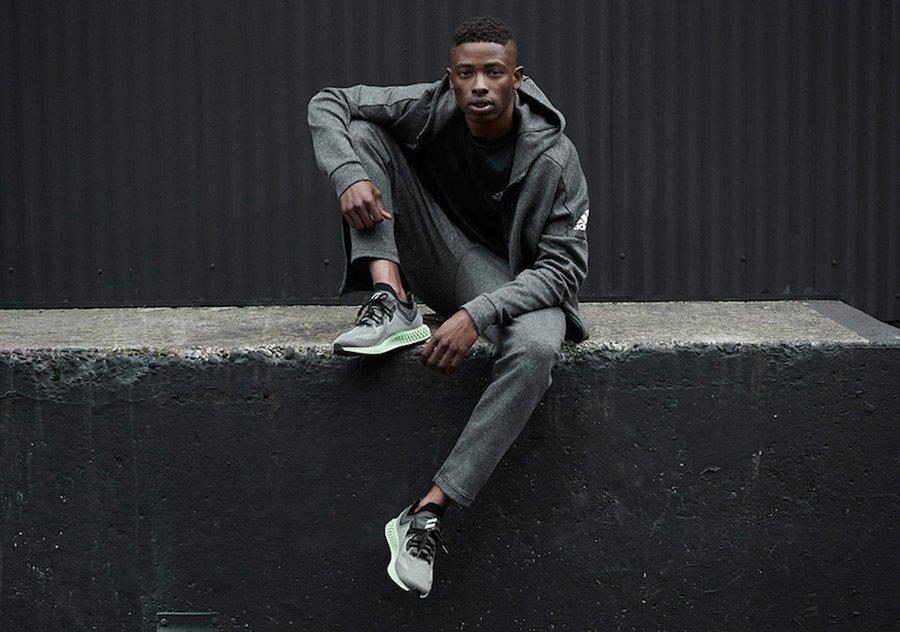 adidas,AlphaEdge 4D,AC8485  4D 跑鞋再添一员!全新鞋型 adidas AlphaEdge 4D 即将首次发售