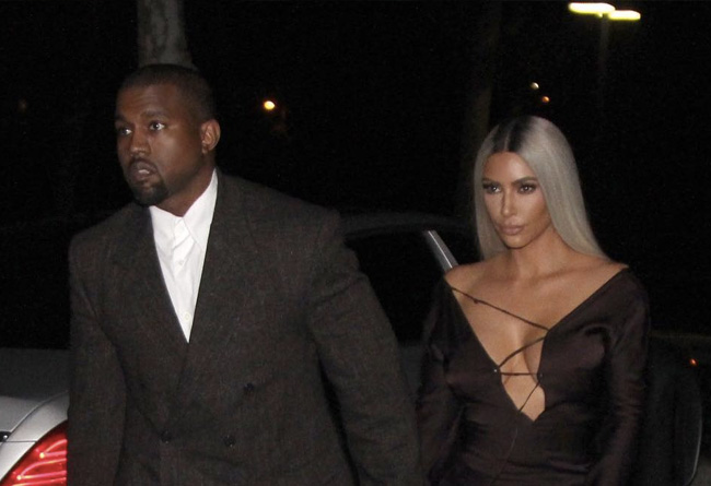 Kanye West  侃爷的社交网络账号再度复活!居然只为干这一件事!?