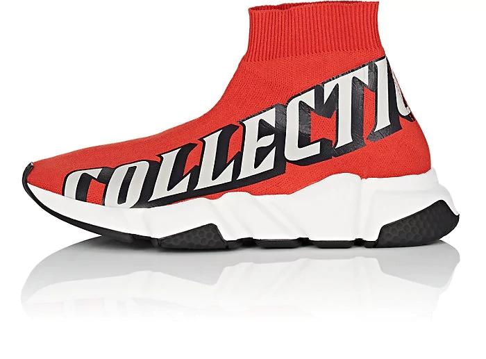 Balenciaga,Speed Trainer  吸睛撞色+另类鸳鸯!全新配色 Balenciaga 袜子鞋现已发售