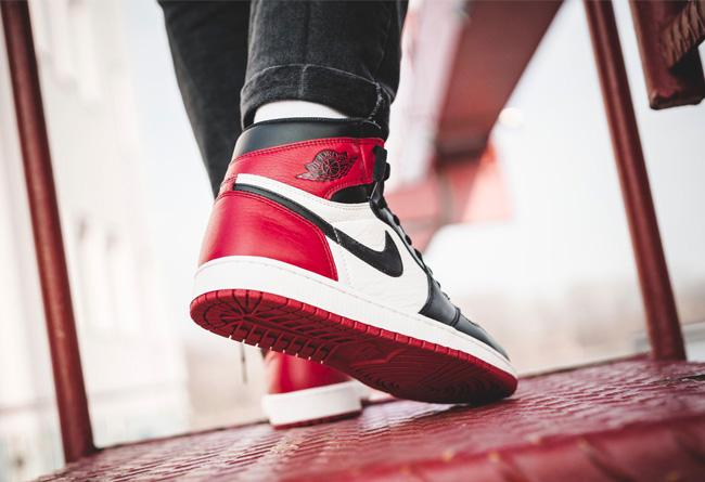 Air Jordan 1,AJ1  卖一双少一双的不止黑红脚趾!这些 AJ1 现在入手最划算!