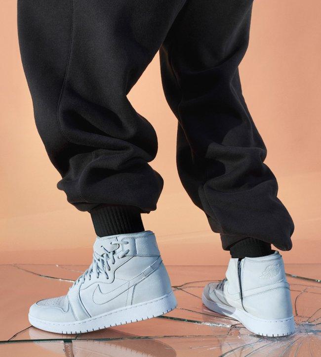Air Jordan 1,AJ1  不一样的芝加哥!全新鞋型 Air Jordan 1 Rebel 实物曝光