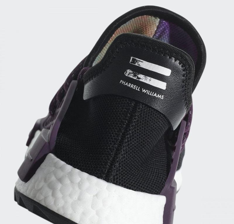 Pharrell,adidas Originals,NMD  重磅登场!菲董联名 Hu NMD Trail 全新配色即将发售