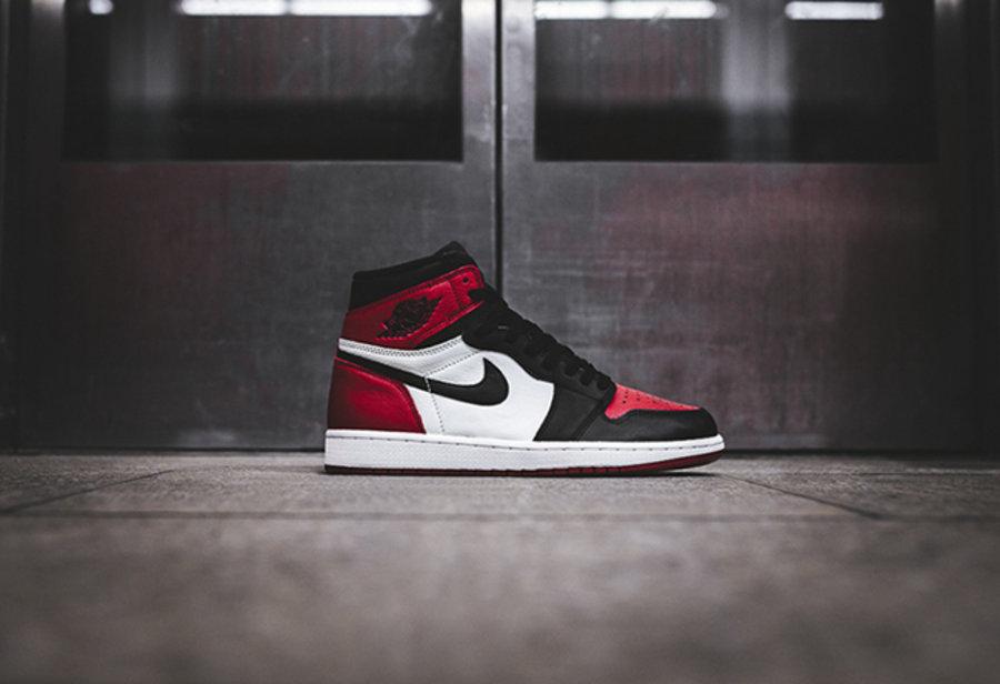 AJ1,Air Jordan 1 黑红脚趾AJ1 二月的狠货没有一双便宜!有的甚至让人大打出手!