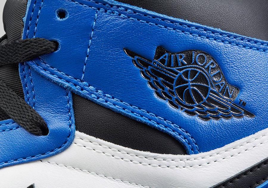 Air Jordan 1,AJ1,Game Royal,55  国内月底上架!酷似闪电联名的 AJ1 中国区发售信息释出