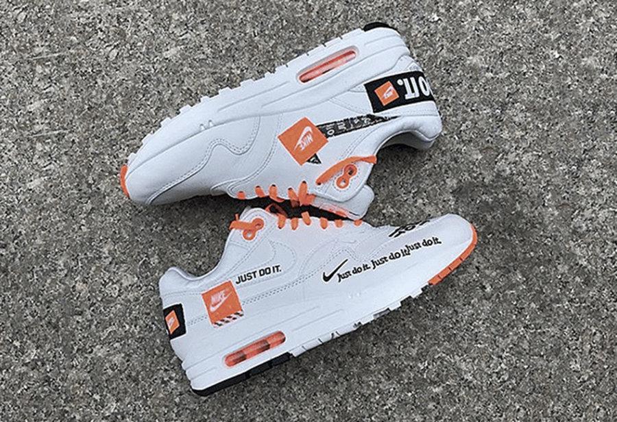 Nike,Air Max 1,Just Do It,JDI  这个 Nike 最知名的口号!迎来 30 周年特别版球鞋登场!