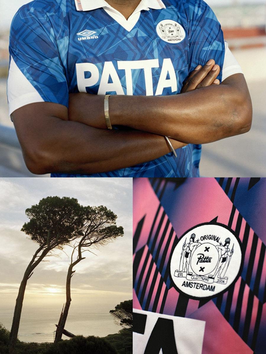 Nike,Patta,Umbro,Supreme,UNDER  陈冠希一组照片秀娃又秀鞋!继滑板之后潮流圈或将由足球主导?