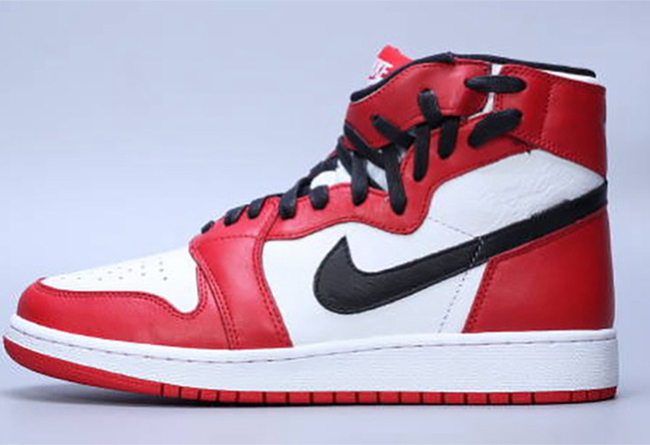 "AJ1,Air Jordan 1 Rebel,AT4151-  重塑芝加哥!Air Jordan 1 Rebel ""Chicago"" 将于今夏发售"