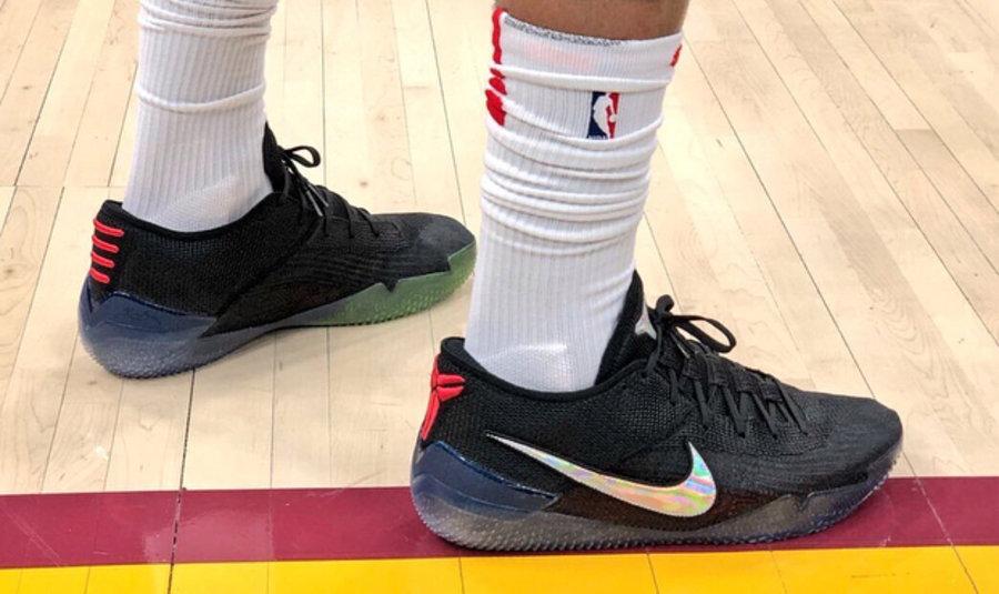 Nike,Kobe AD NXT 360  升级编织鞋面!全新科比战靴还加入 Nike React 缓震科技!
