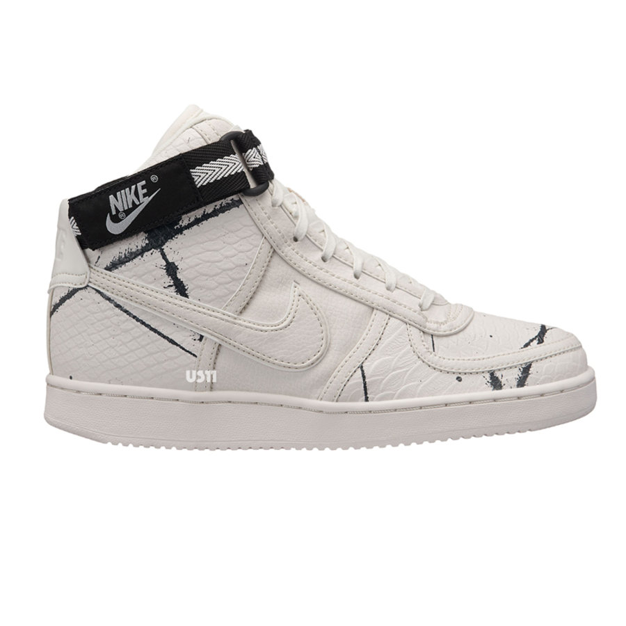 Nike,Air Force 1,Vandal High  蟒纹加身!Nike 推出两款泼墨新品