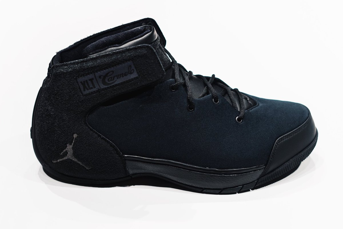 Jordan Melo 1.5  甜瓜首款战靴又来了!Jordan Melo 1.5 两个配色都很诱人!