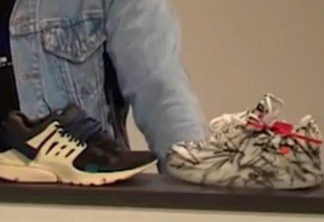 OFF-WHITE,Nike  新配色吗?又有全新 OFF-WHITE x Nike 鞋款曝光