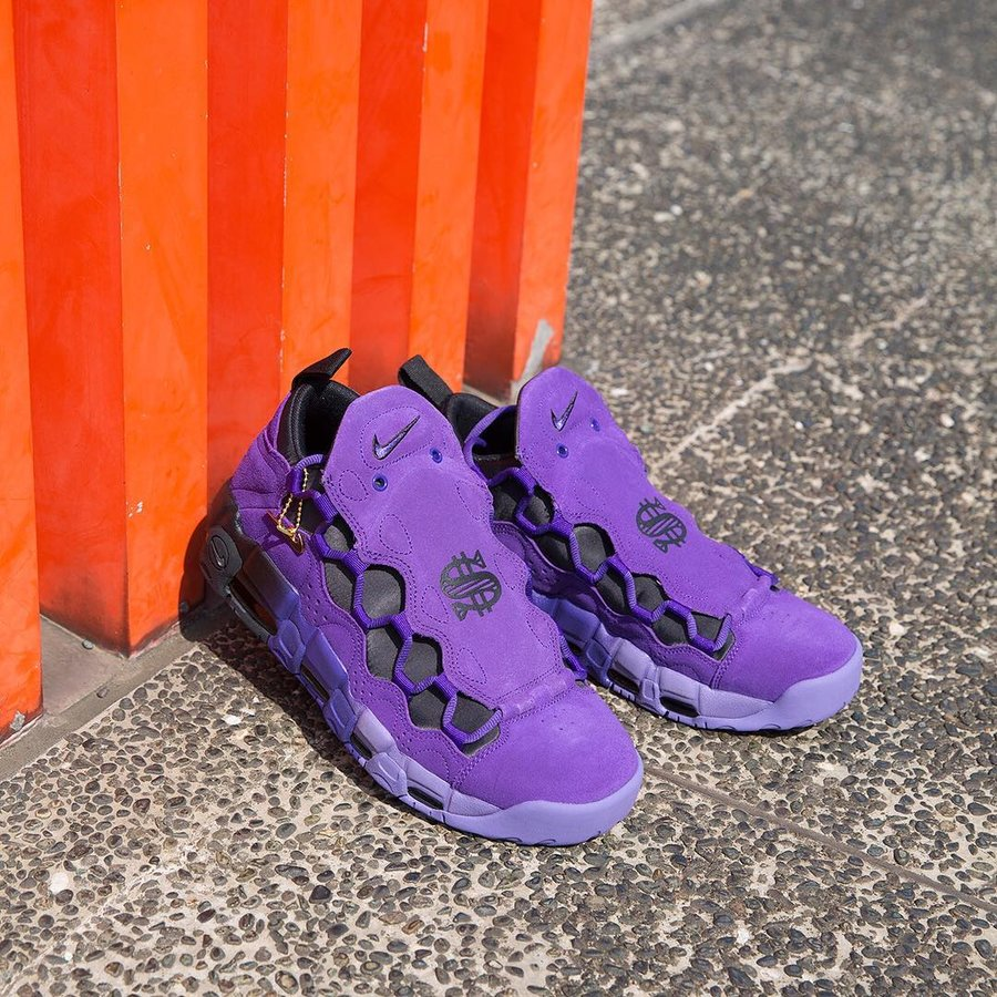 """Nike,SF-AF1,Air More Money,Van  今年最流行的紫色!Nike 全新 """"Court Purple"""" 系列下月发售"""