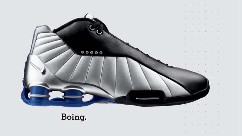 Nike,LeBron 15 致敬卡特戰靴!詹姆斯上腳 Nike LeBron 15 Watch 「Shox BB4」