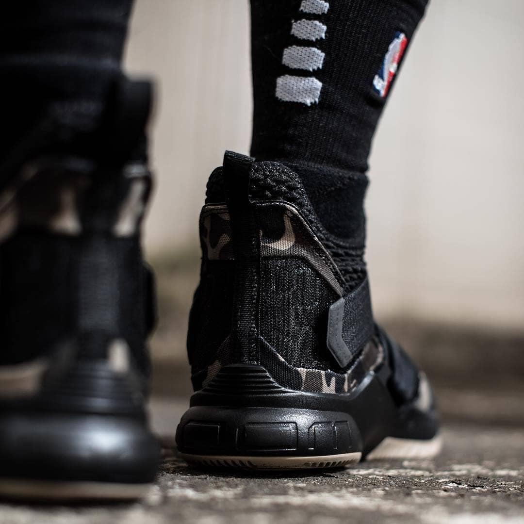 Nike,LeBron,Soldier 12,SFG,Cam  上脚效果抢先看!全新配色 LeBron Soldier 12 即将发售